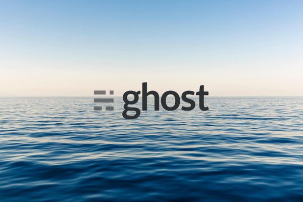 Ghost on DigitalOcean with Ubuntu 16.04